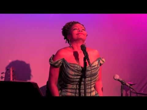 "Tonya Pinkins & Ensemble - ""Be Italian"" (Maury Yeston)"