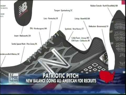New Balance Releases 100% US Made Running Shoe for New Recruits