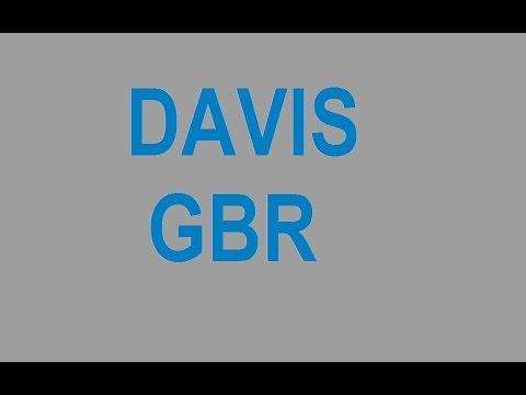 James-Andrew Davis - Who's Who at Rio