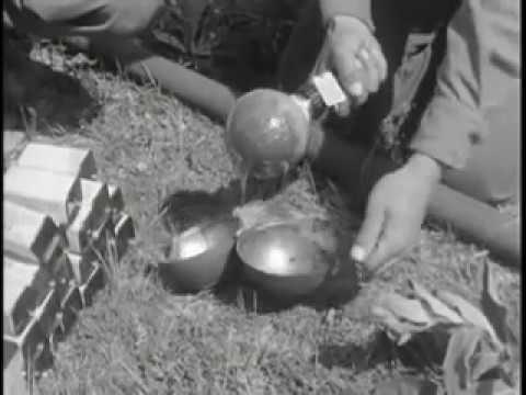 British Anti-tank Sticky Grenade