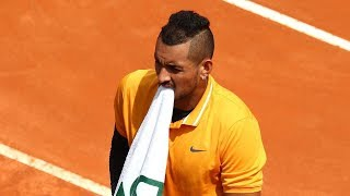 Kyrgios Rips Djokovic and Nadal