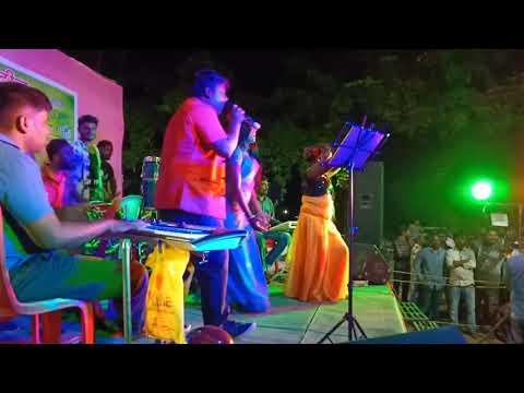 MUJEEB KHAN MK LIVE PAGAL KALA RE... SAMBLPURI SONG KHARIAR ROAD PROG