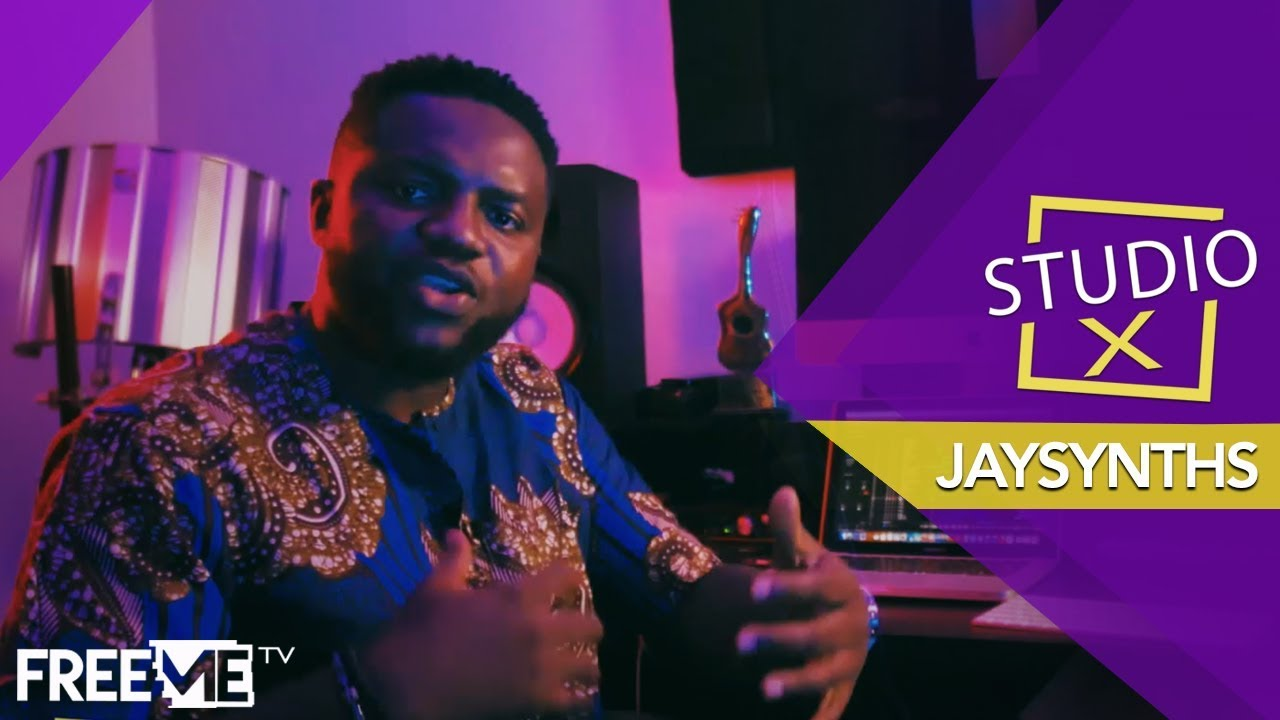 Teni - Case) Studio X: The Making of Case by Jaysynth Beats