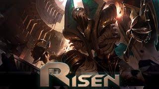League of Legends: Risen Fiddlesticks (Skin Spotlight)
