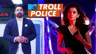 "MTV New Show ""Troll Police"" Is All Set On Fire 