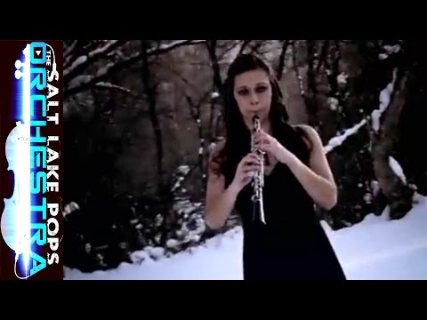 Electric Winter - Oboe Dubstep ft. Nicole Marriott and the Salt Lake Pops Orchestra