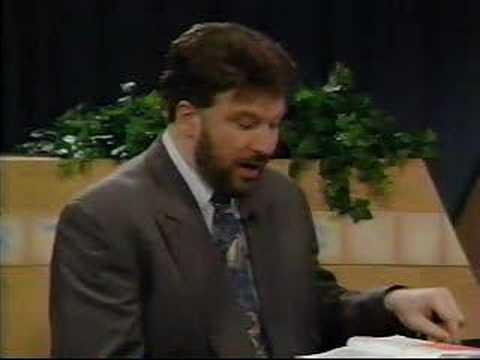 Rabbi Bruce Cohen on TV Show Leaders Panel