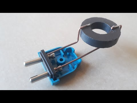 Free Energy Generator Using Magnet