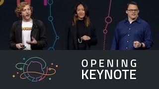 Opening Keynote - GitHub Universe 2017