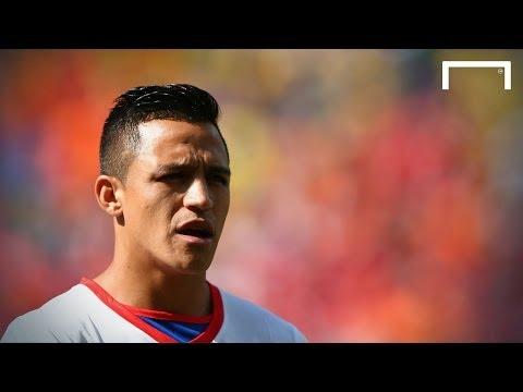 Sanchez: Suarez ban is a 'benefit' for other nations