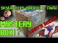 SKYLANDERS PARADE 3 - FINALE!!: A New Game, and a Mystery Box!
