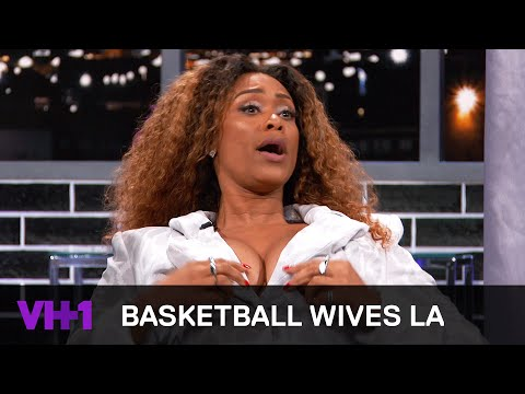 Basketball Wives LA | Brandi Maxiell Calls Tami Roman Thirsty + Tami Goes Off | VH1