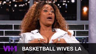 Basketball Wives LA  Brandi Maxiell Calls Tami Roman Thirsty  Tami Goes Off  VH1