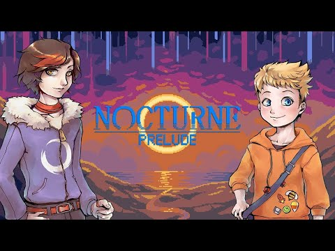 Nocturne: Prelude -Full Playthrough - Rhythm Themed RPG Indie Game