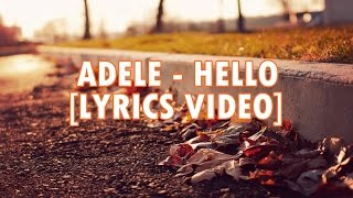 Video Adele - Hello [Cover By: Nicole Cross] (Lyrics) download MP3, 3GP, MP4, WEBM, AVI, FLV April 2018