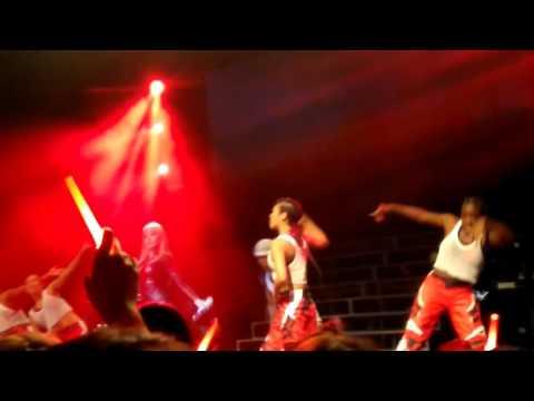 CL Vancouver Concert 20161101