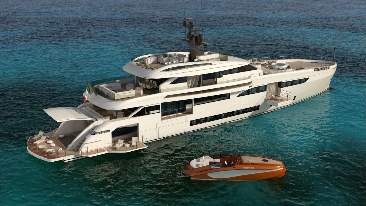 Wider 165' Superyacht