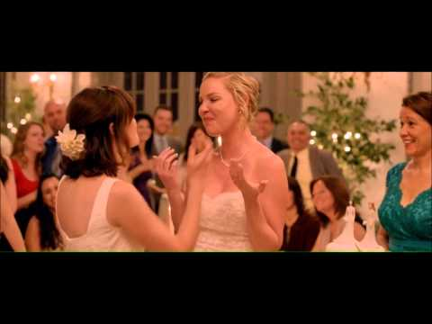 Katherine Heigl and Alexis Bledel in Jenny's Wedding