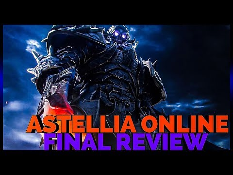 Astellia Online FINAL REVIEW – 👑Classical MMORPG in The Modern Age? Full Impressions & It's Future