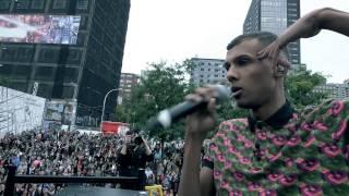 Скачать Stromae Live à Montréal Alors On Danse