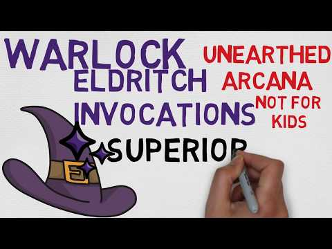 *Unearthed Arcana* Eldritch