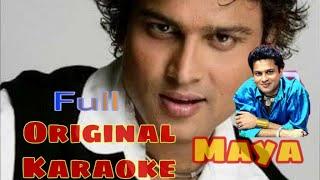 New Assamese Karaoke song Zubeen Garg Maya maya mathu maya Zubeen Garg Original Karaoke Track  Tarun