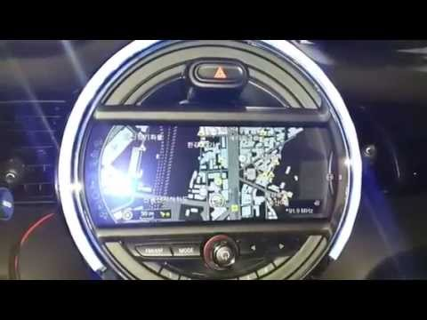 Video Interface (TOUCH NAVIGATION) For BMW NEW MINI