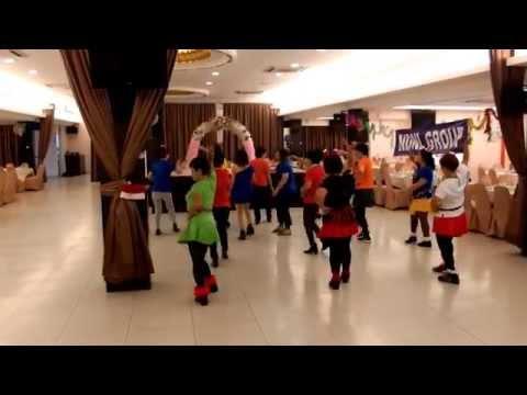 "RINDU - Line Dance (Roosamekto ""Mamek"" ULD Bekasi & Ayu Permana)"