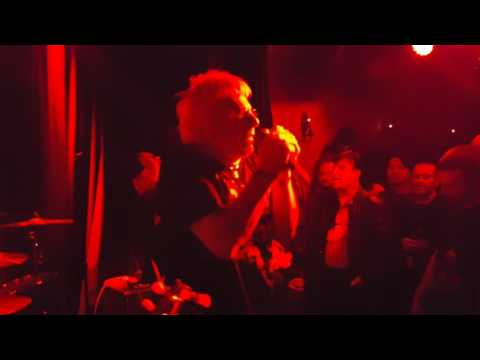 "UK Subs ""Tomorrow's Girls"" & ""Teenage"" live at Berlin in NYC April 8th 2017"