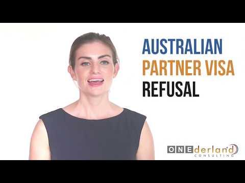 Why My Australian Partner Visa Refused or Denied?