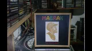 Mabrak : In The Ghetto  - CD - The Roots Man MABRAK MAGNETIC MUSIC