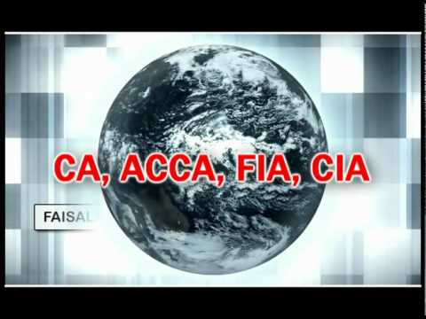 CCAPS (Best Known for CA, ACCA, FIA, CIA) Faisalabad, Pakistan
