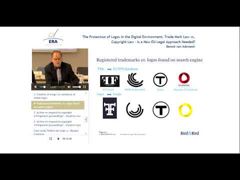 The Protection of Logos in the Digital Environment: Trade Mark Law vs. Copyright Law