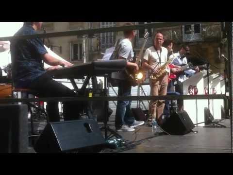 Fete de la musique Bordeaux 2012 IREM