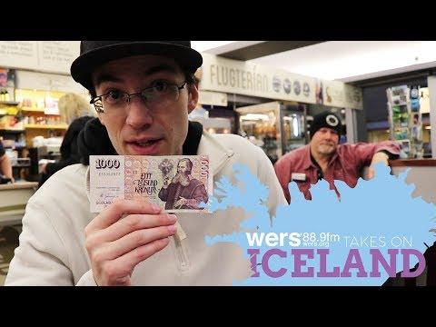 Spending 1000 Krónur | WERS In Iceland