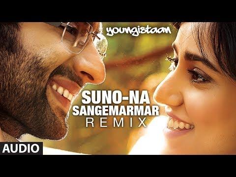 """Suno Na Sangemarmar"" Remix Youngistaan Full Song (Audio) | Jackky Bhagnani, Neha Sharma"