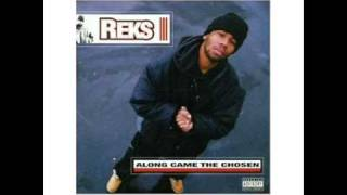 Reks - work (ft. Lucky Dice, Chi Knox and Rip Shop)