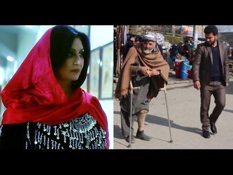 Yaka Zaar, Naghma and deminers in Afghanistan