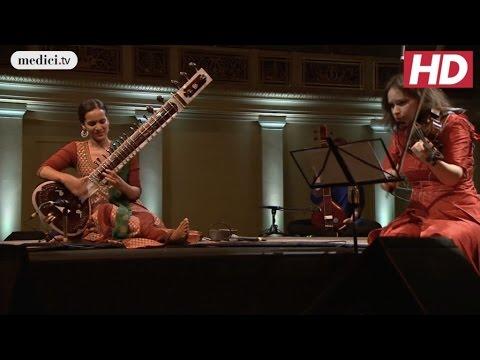 Shankar and Kopatchinskaja - Raga Piloo - Ravi Shankar