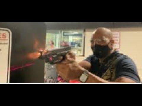 Firearms Training (銃実践)