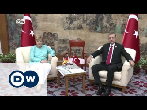 Turkey airbase row ends | DW News