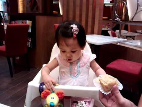 琳琳吃小蛋糕
