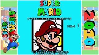 Super Mario - Bowser's Secret Weapon (D) | Super Mario World Hack
