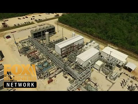 US energy startup builds power plant that produces no carbon