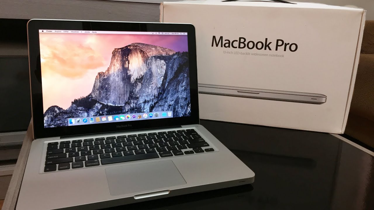 Overview Apple Macbook Pro Mid 2012 Youtube