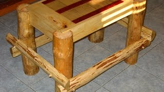 Making An End Table