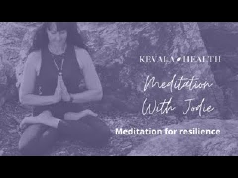 12 minute Meditation on Resilience and inner Strength