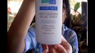 SEBAMED CLEAR FACE DEEP CLEANSING TONER
