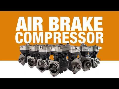 T/CCI Air Brake Compressors Make It Easy