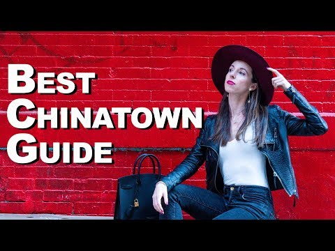 NYC TRAVEL GUIDE | CHINATOWN: Your PERFECT One-Day Itinerary